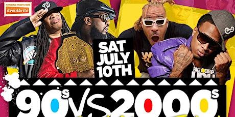 90s meets 00s Soul music festival tickets