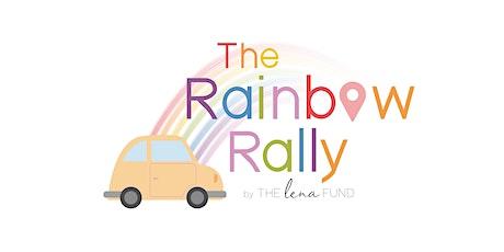 The Rainbow Rally billets