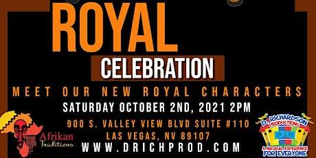 Royal Celebration tickets