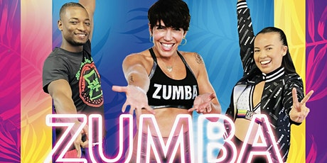 Zumba Master Class with Betsy Dopico and Team Nucita tickets