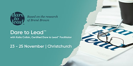 Dare to Lead™ | Christchurch | 23–25 November 2021 tickets