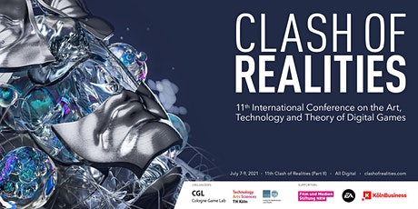 11th Clash of Realities (Part II, 2021)   All Digital Tickets