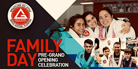 Family Day Outing: Pre-Grand Opening Celebration tickets