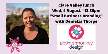 Clare Valley lunch - Women in Business Regional Network - Wed 4/8/2021 tickets