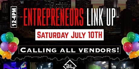 Entrepreneurs Link Up tickets