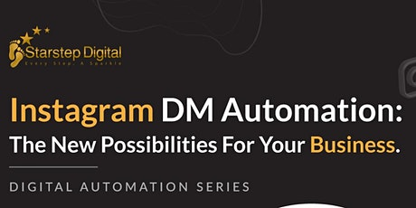 Instagram Direct Message Automation: New Possibilities For Your Business tickets