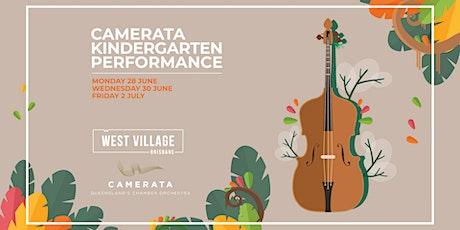 Camerata Kindergarten Performances tickets