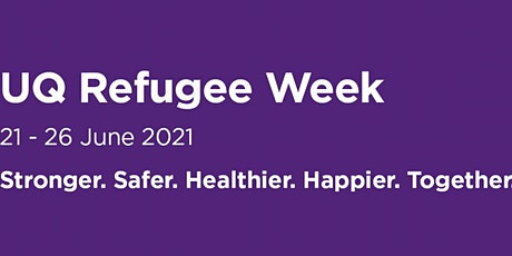 UQ Refugee Week Panel tickets