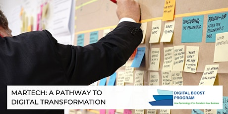 Martech – A Pathway To Digital Transformation tickets