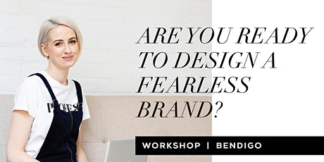 How to Design a Fearless Brand Workshop tickets