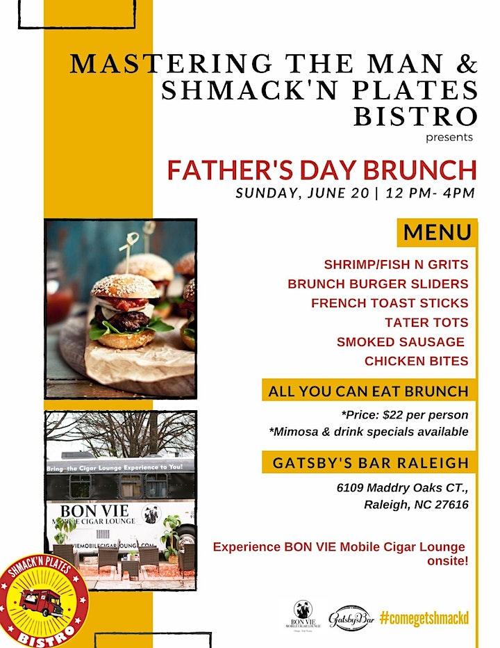Shmack'n Sunday Brunch image