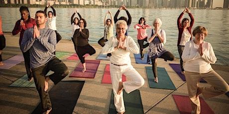 International Yoga Day with Sri Sri Ravi  Shankar & Free Sri Sri Yoga CLass tickets