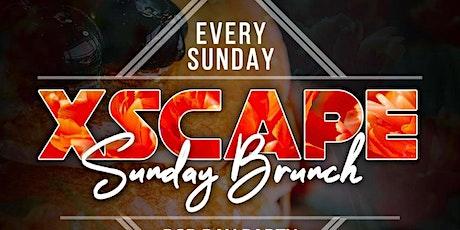 XSCAPE  SUNDAY tickets