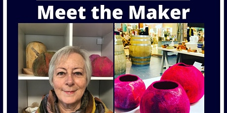 Meet the Maker - Glynis from Glen Mist Felt tickets