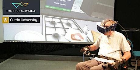 Virtual Reality as a Viable Physical Rehabilitation Tool (livestream) tickets