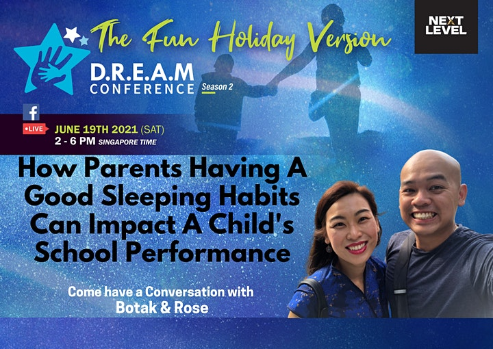 D.R.E.A.M Conference - The Fun Holiday Version image