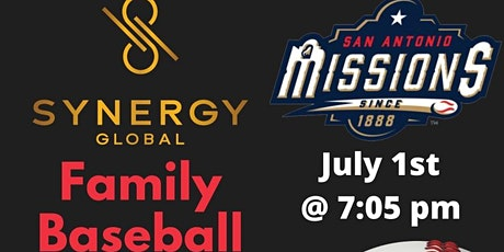 Missions Baseball Game tickets