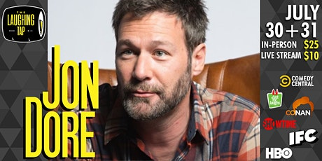 Jon Dore at The Laughing Tap tickets
