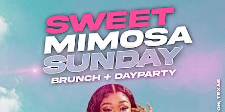 Sweet mimosa Sundays tickets