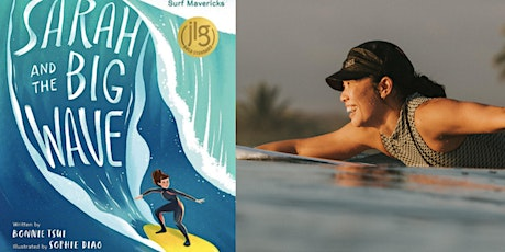 Children's Author Talk: Bonnie Tsui, author of Sarah and the Big Wave tickets