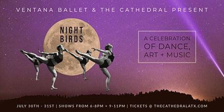 Night Birds - a Celebration of Dance, Art and Music tickets