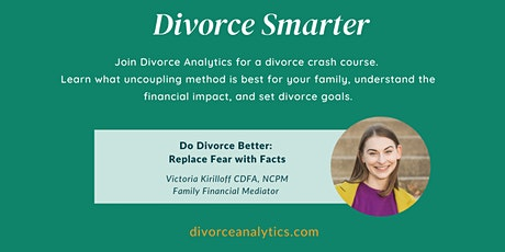 Free Divorce Smarter Webinar bilhetes