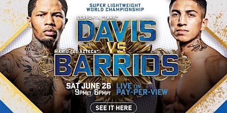 Super Lightweight World Championship Bout tickets