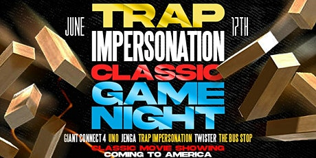 """REVERSE HAPPY HOUR """"CLASSIC GAME NITE"""" tickets"""