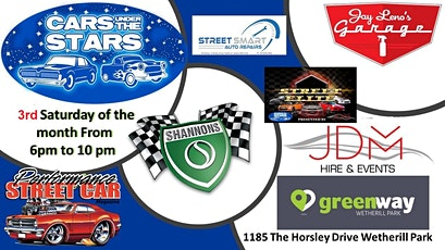 Cars under the stars tickets