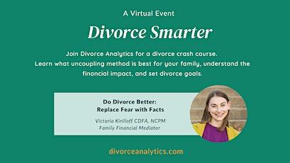 Free Divorce Smarter Webinar tickets