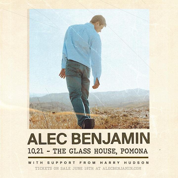 Alec Benjamin image