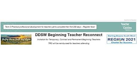 2021 Beginning Teacher Reconnect - Kingaroy tickets