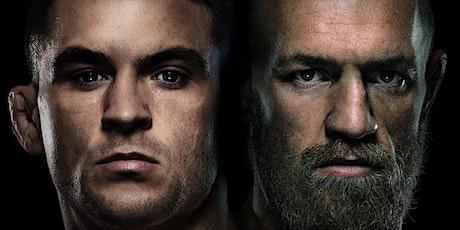 McGregor vs. Poirier UFC at City Works, Schaumburg tickets