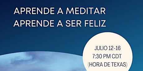 Curso de Meditación en línea (Español) entradas