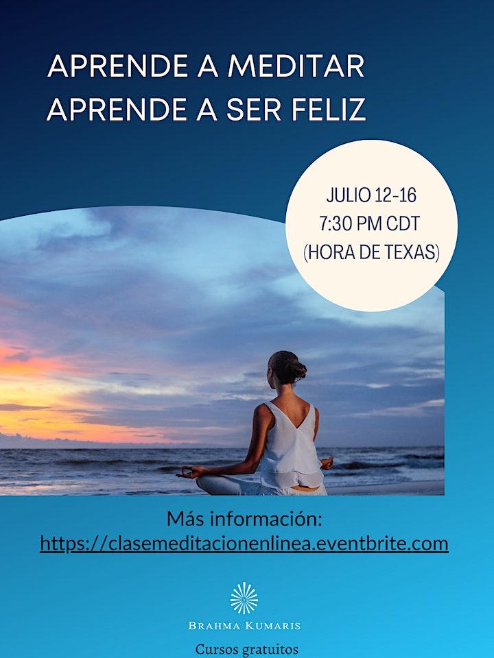 Imagen de Curso de Meditación en línea (Español)