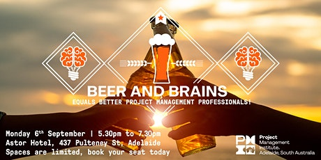 Beer and Brains - Networking event tickets
