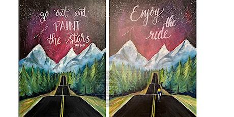 Paint Night...MS Fundraiser tickets