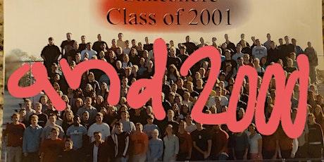 LHS Class of 2000 & 2001 20th Reunion tickets