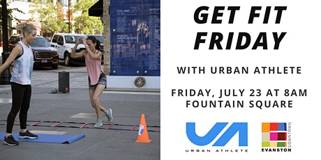 Get Fit Friday with Urban Athlete tickets