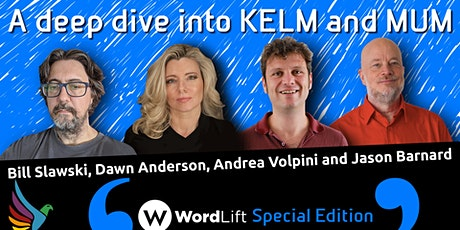 Kalicube Tuesdays Special Edition: A Deep Dive into KELM and MUM tickets