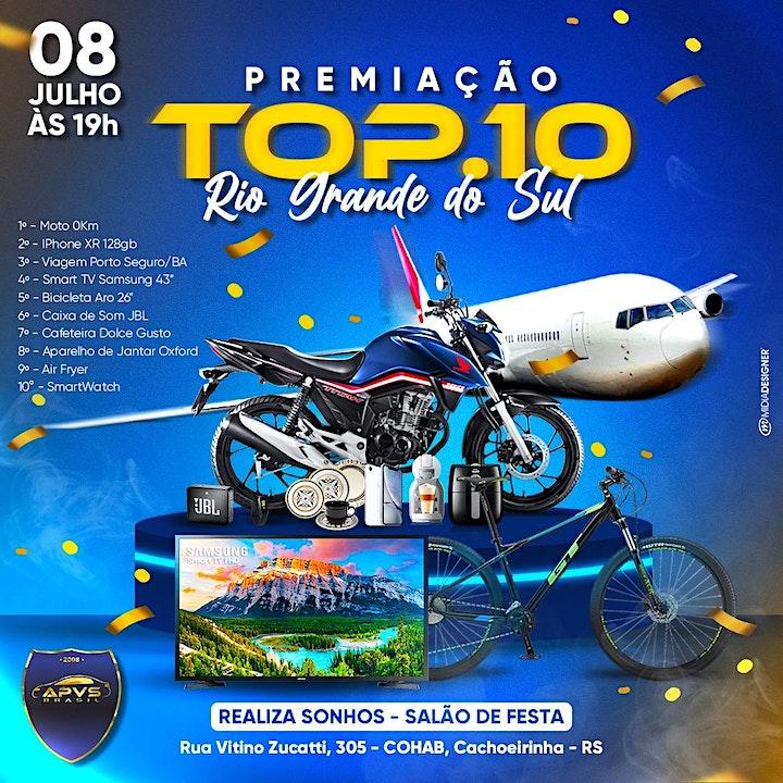 Imagem do evento PREMIAÇÃO APVS RS