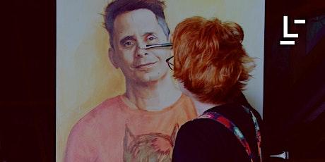 Jill Ansell Portrait Art Workshop tickets