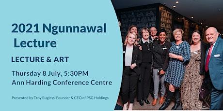 UC Ngunnawal Lecture & Pintubi Nine Art Display tickets