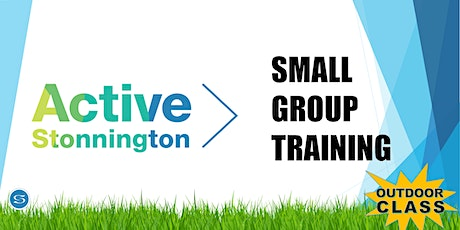 Monday 21st  June  - Outdoor Small Group Training tickets