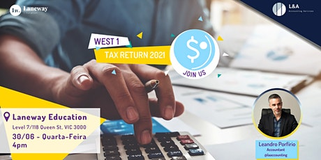 Tax Return Seminar - WEST 1 e L&A Accounting tickets