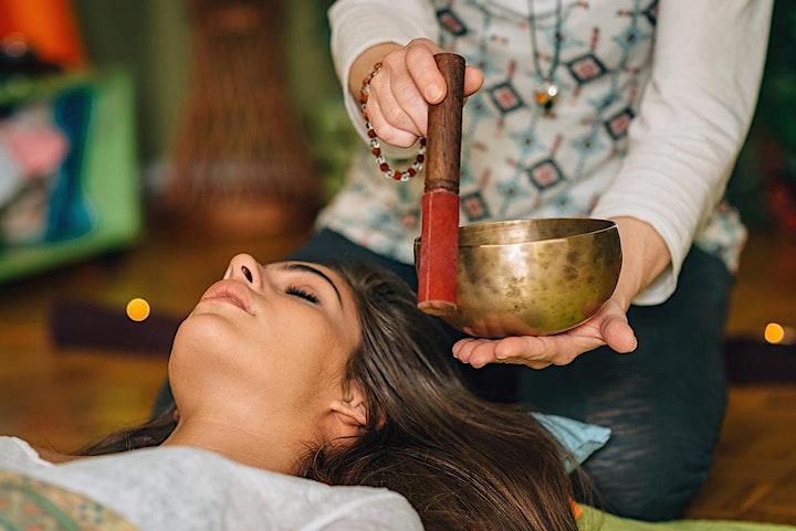 Sound healing workshop image