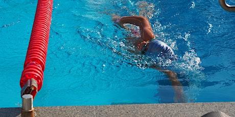 Mens swimming lessons for international students at Balga tickets