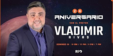 Aniversario Río entradas