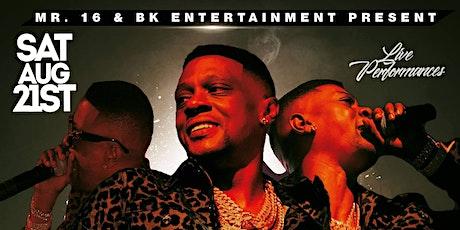 Mr 16 and BK Entertainment present Lil Boosie Live @ Truth Nightclub tickets