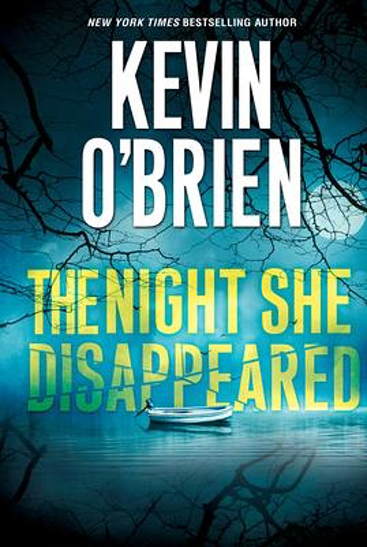 """Kevin O'Brien, """"The Night She Disappeared"""" Book Launch image"""